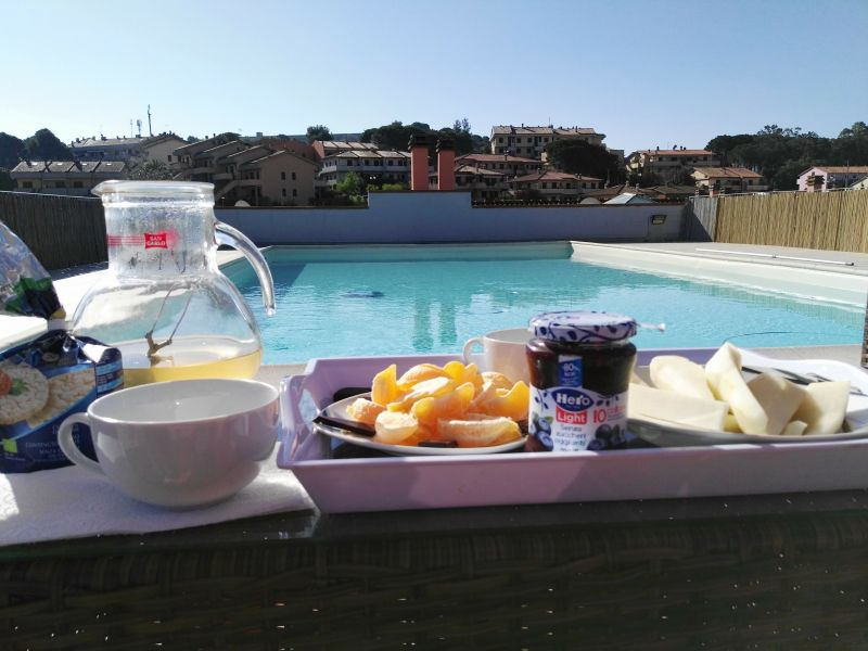 Swimming pool Location Apartment 66430 Porto Azzurro