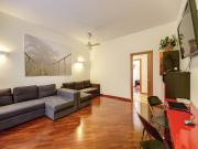 Apartment Rome 1 to 8 people