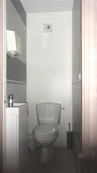 Bathroom w/toilet only Location Apartment 68545 Gourette