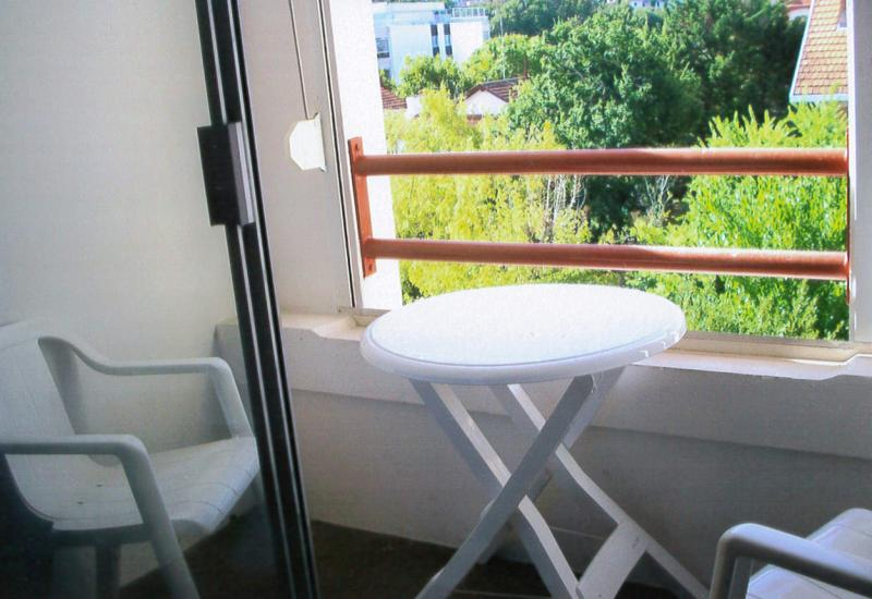 View from the balcony Location Apartment 75728 Arcachon