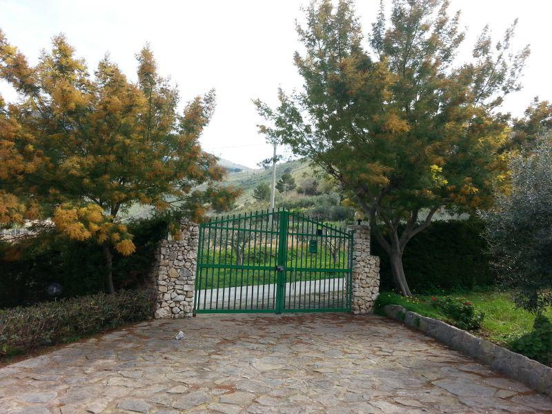 Parking Location Villa 77449 Castellammare del Golfo