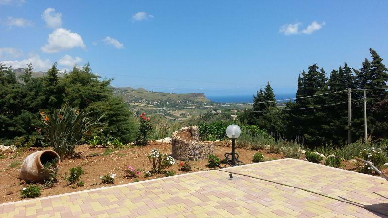 View from the property Location Villa 77449 Castellammare del Golfo