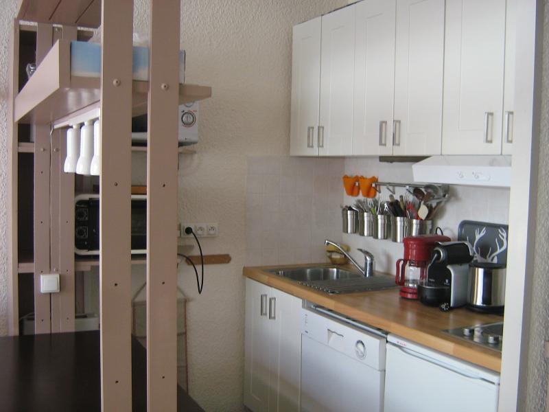 Kitchenette Location Apartment 80304 Piau Engaly