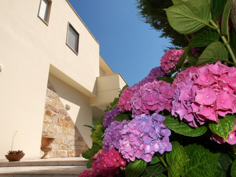 Garden Location Bed and breakfast 82785 San Foca