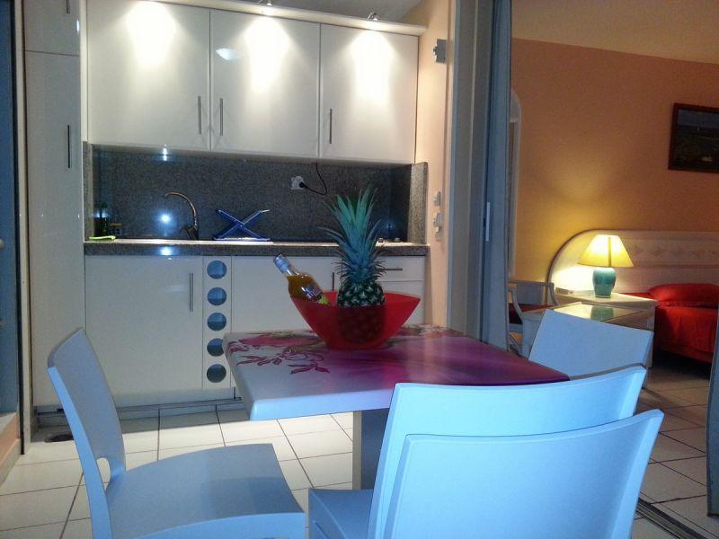 Summer kitchen Location Apartment 86727 Gosier (Guadeloupe)