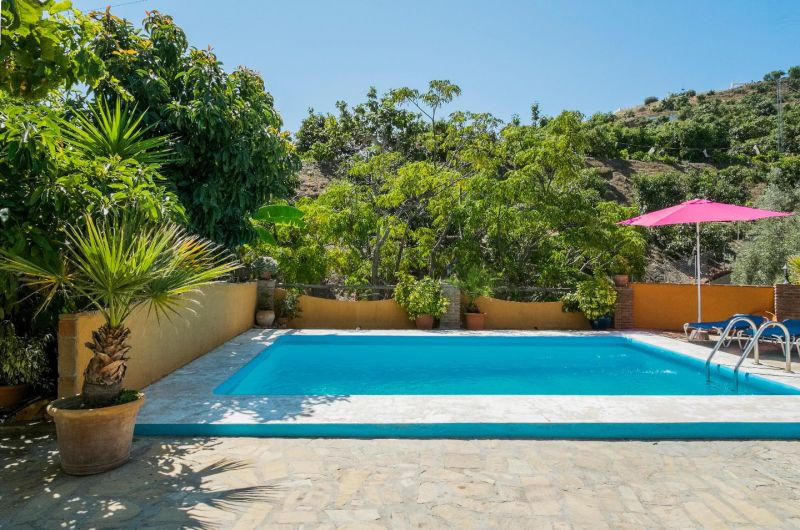 Swimming pool Location Villa 90036 Nerja