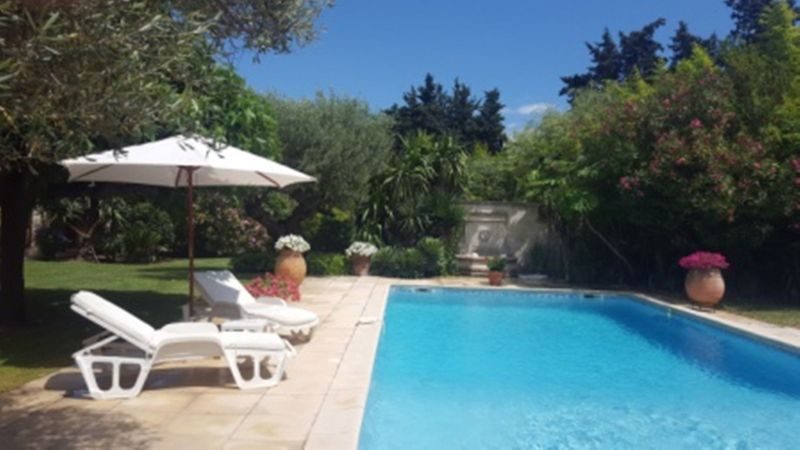 Swimming pool Location Apartment 93460 Saint Tropez