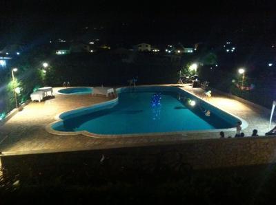 Swimming pool Location Villa 97857 Cefalù
