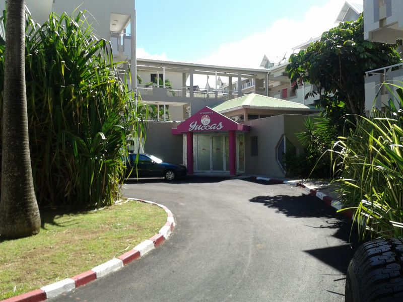 Hall Location One-room apartment 101387 Gosier (Guadeloupe)
