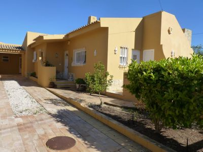 View of the property from outside Location Villa 102822 Carvoeiro
