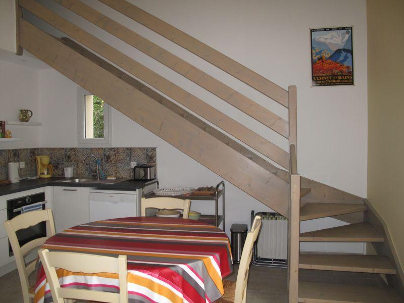 Open-plan kitchen Location Apartment 111646 Canet-en-Roussillon