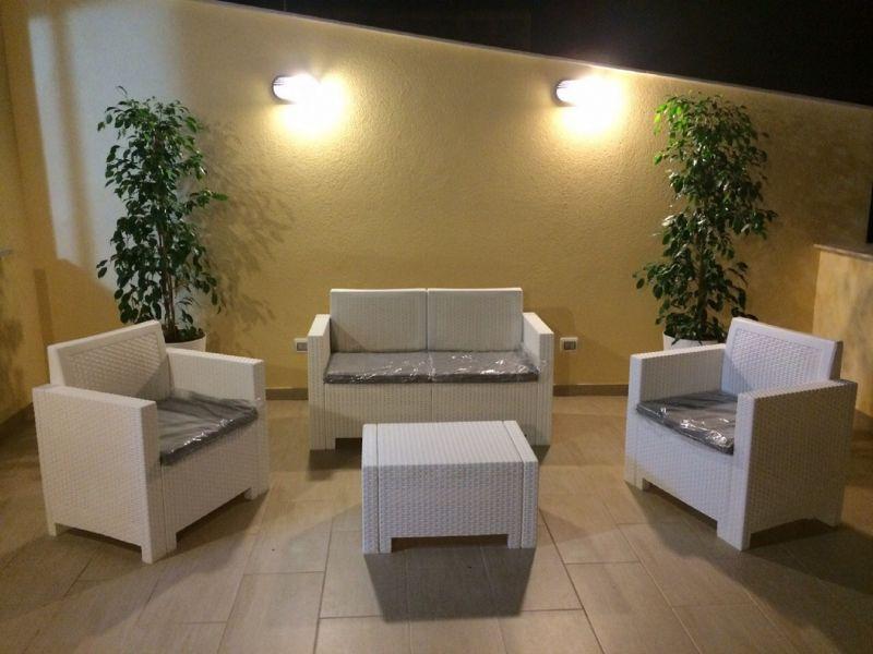 View from the terrace Location Apartment 113998 Castellammare del Golfo