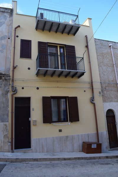View of the property from outside Location Apartment 113998 Castellammare del Golfo