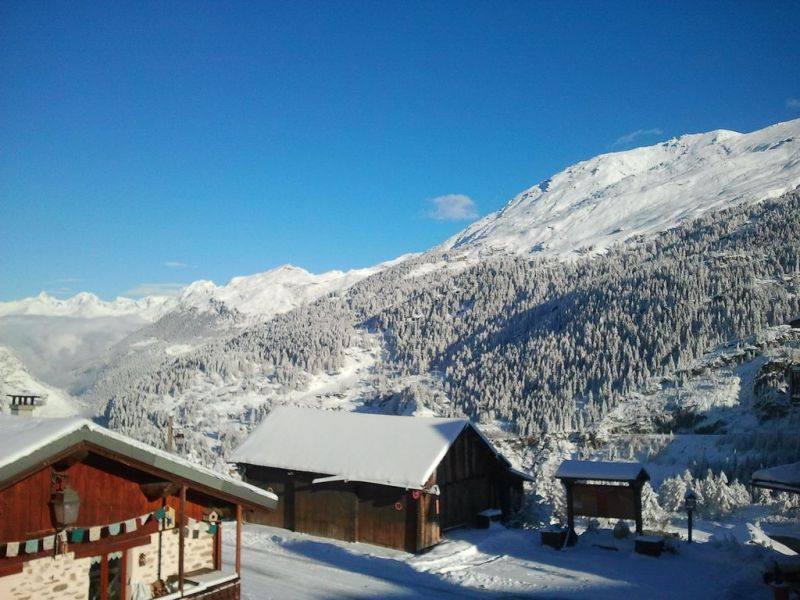 View from the property Location Chalet 116157 Tignes
