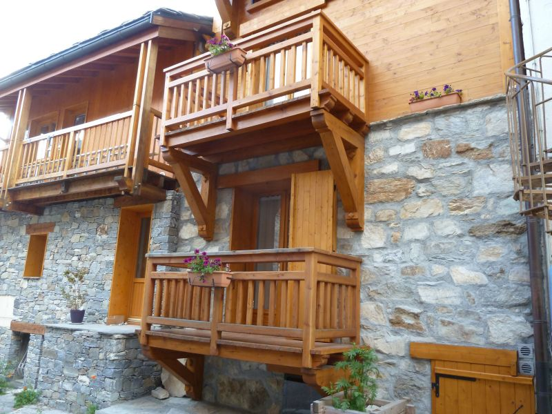 Balcony 3 Location Chalet 116157 Tignes