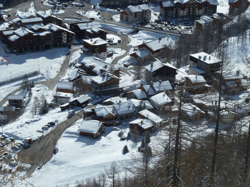 Surroundings Location Chalet 116157 Tignes