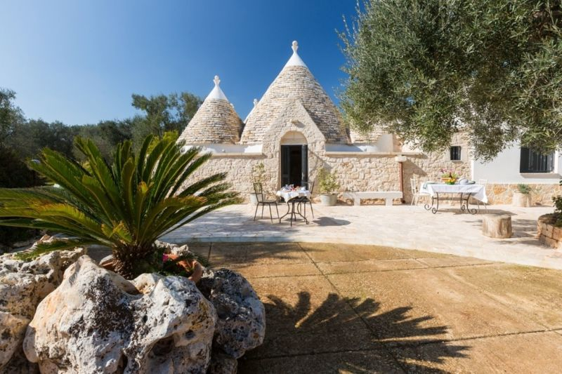 View of the property from outside Location Villa 118211 Ostuni