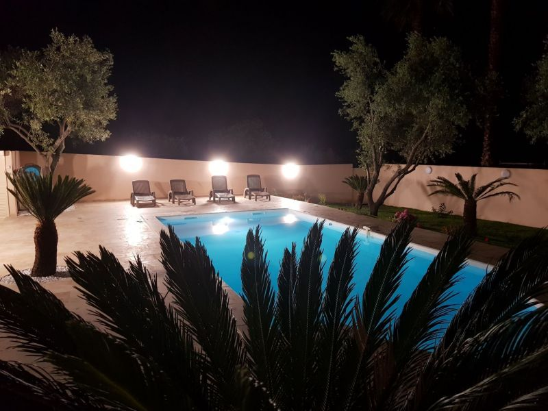 Swimming pool Location Villa 118978 Bastia