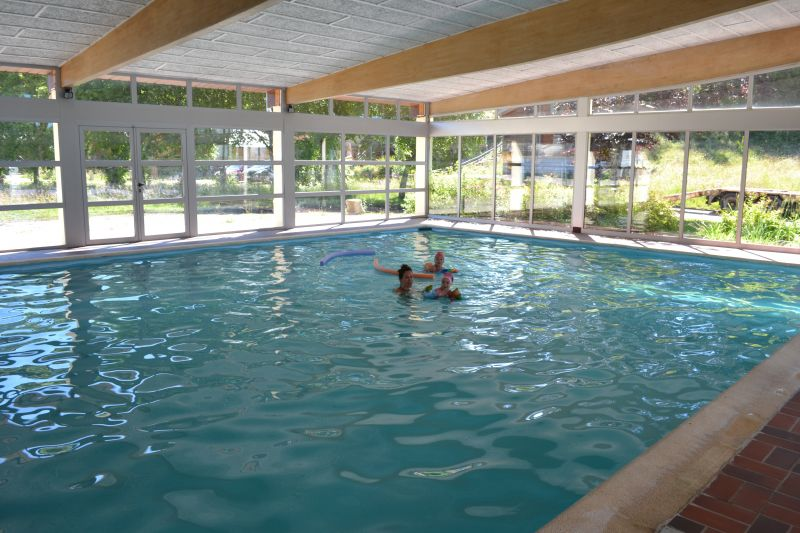 Swimming pool Location Apartment 66948 Les Rousses