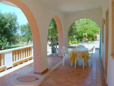 View of the property from outside Location Villa 71686 Santa Maria di Leuca