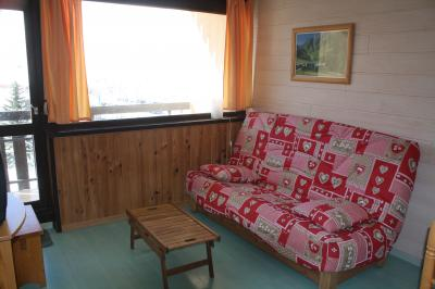 Living room Location Apartment 74181 Les Menuires