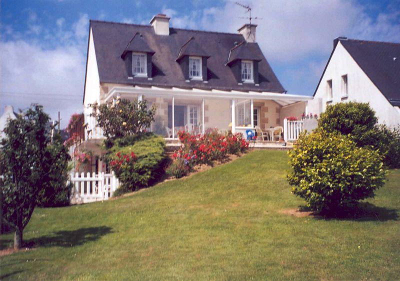 Garden Location House 77947 Saint Cast Le Guildo