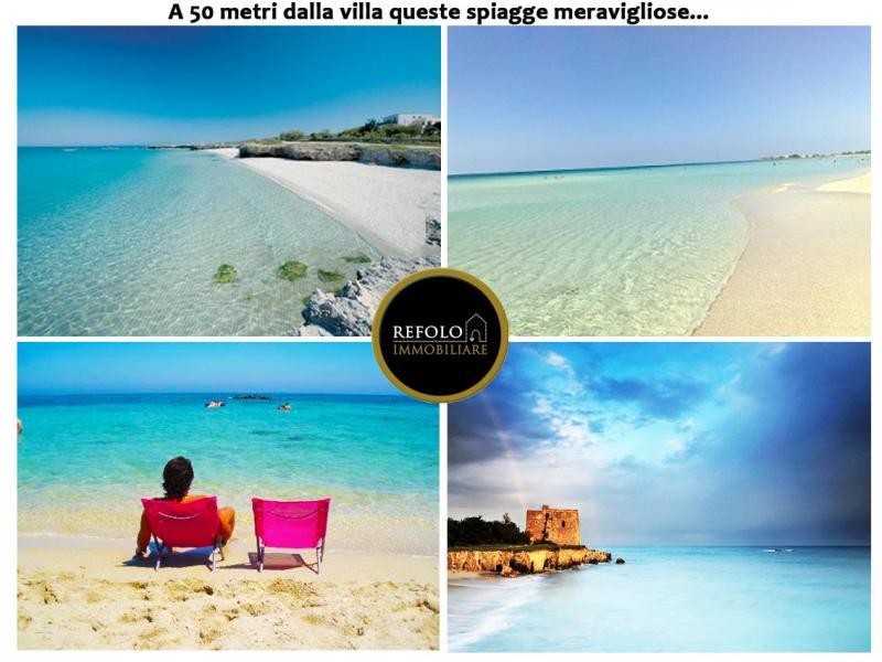 Location Villa 78071 San Foca