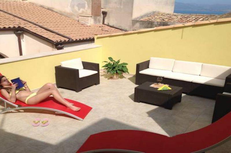 Location Apartment 80207 Castellammare del Golfo