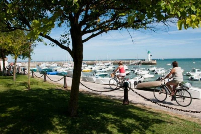 Surroundings Location Apartment 81402 La Couarde-sur-Mer