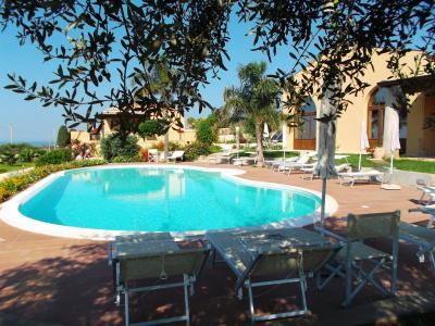 Swimming pool Location Villa 91710 Sampieri
