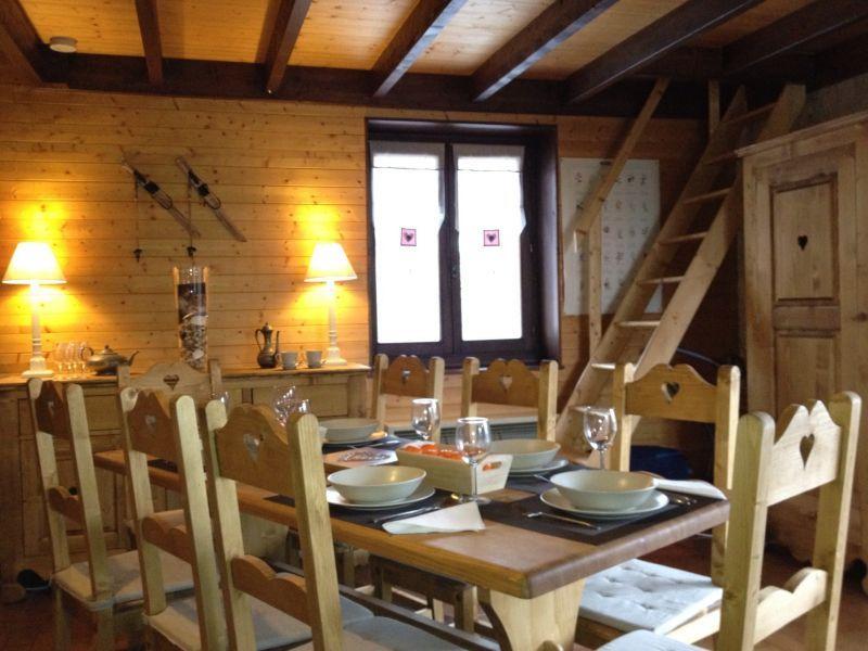 Living room Location Chalet 94407 Puy Saint Vincent