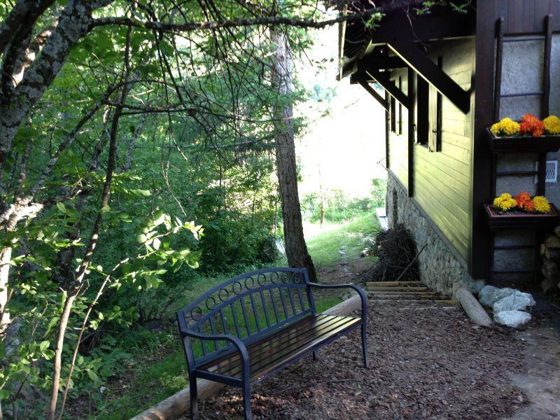 Garden Location Chalet 94407 Puy Saint Vincent