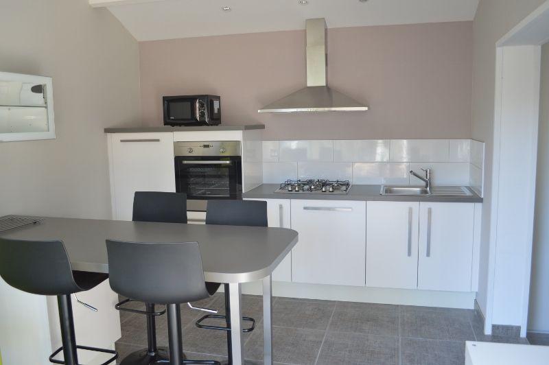 Separate kitchen Location Vacation rental 99880 La Ciotat