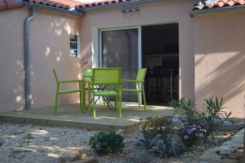 Terrace Location Vacation rental 99880 La Ciotat