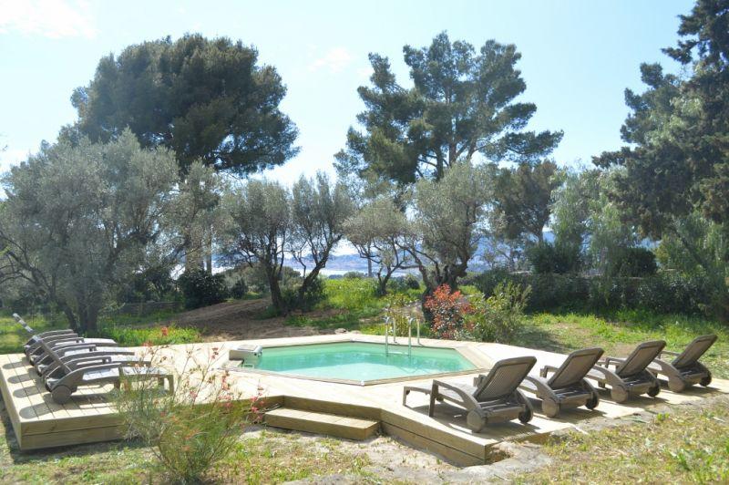Swimming pool Location Vacation rental 99880 La Ciotat