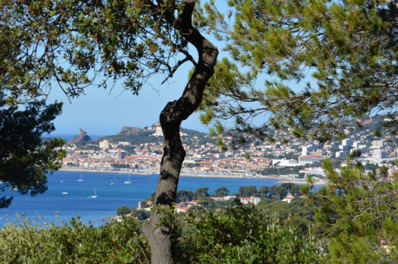 View from the terrace Location Vacation rental 99880 La Ciotat