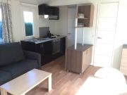 Mobile Home La Palmyre 6 to 8 people