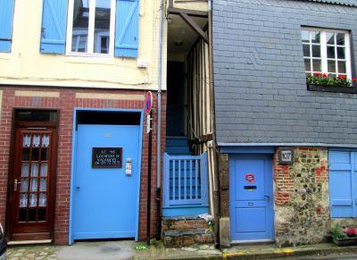 Dining room Location Apartment 103796 Honfleur