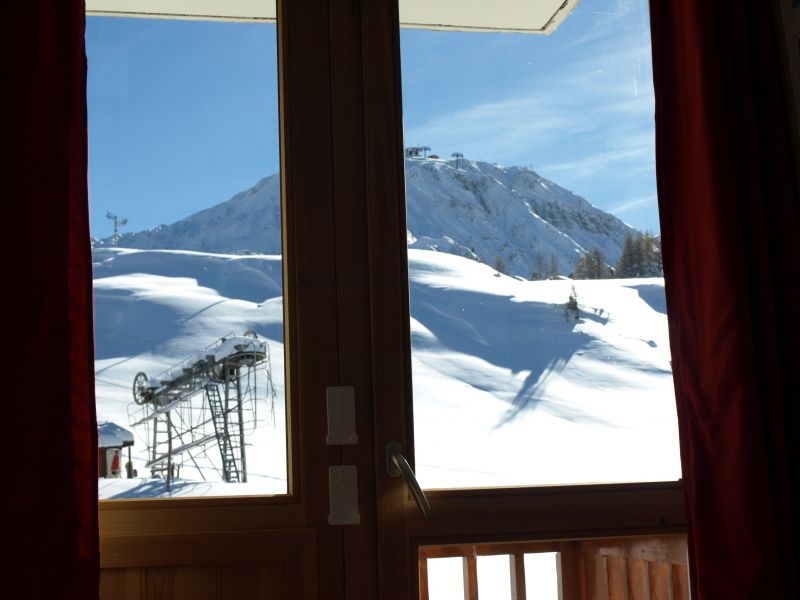 View from the property Location One-room apartment 106820 La Plagne