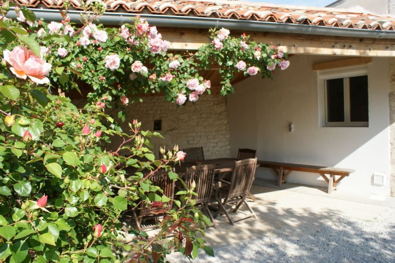 Terrace Location Vacation rental 108202 La Rochelle