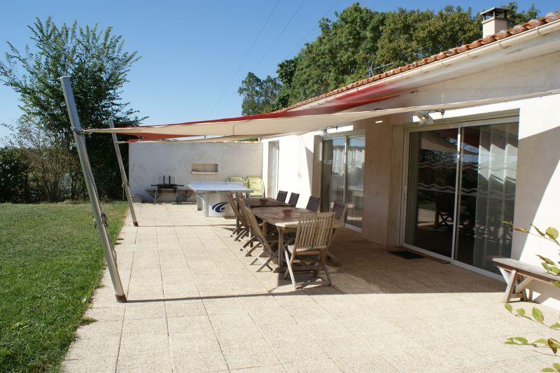 Terrace Location Vacation rental 108213 La Rochelle