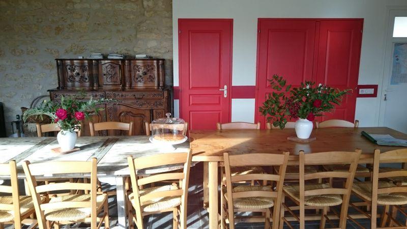 Open-plan kitchen Location Vacation rental 108213 La Rochelle