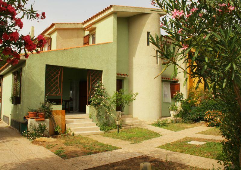 Hall Location Villa 108603 Solanas