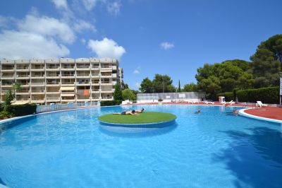 Swimming pool Location Apartment 109550 Salou