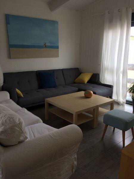 Living room Location Chalet 113262 Gruissan