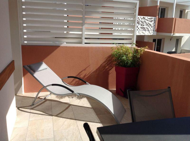 Terrace Location Apartment 113889 Calvi