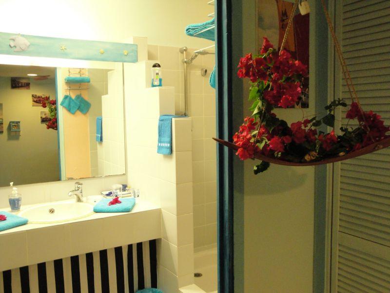 bathroom Location One-room apartment 116462 Le Diamant