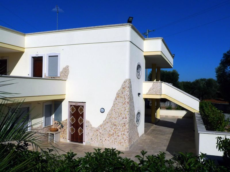 View of the property from outside Location Villa 63775 Ostuni