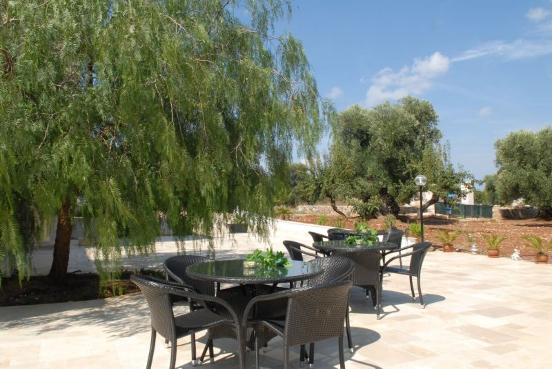Garden Location Villa 63775 Ostuni