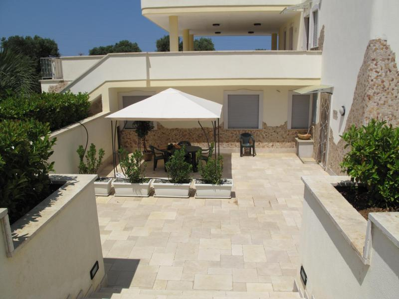 Porch Location Villa 63775 Ostuni